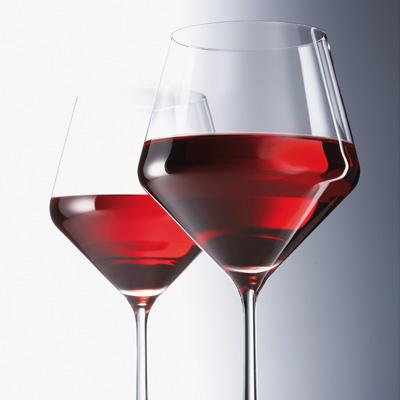 Rotweingläser