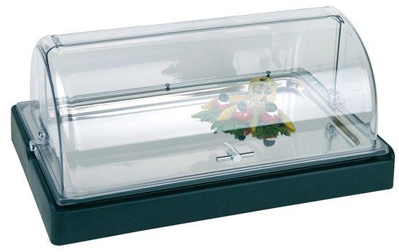 rolltop haube gn 1 1 f r k hlbox top fresh l 53 x b 32 5 x h 17 cm k hlsets tisch. Black Bedroom Furniture Sets. Home Design Ideas