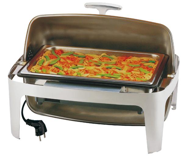 Elektro-Rolltop-Chafing Dish Elite 11 ltr., 67 x 47 x 45 cm