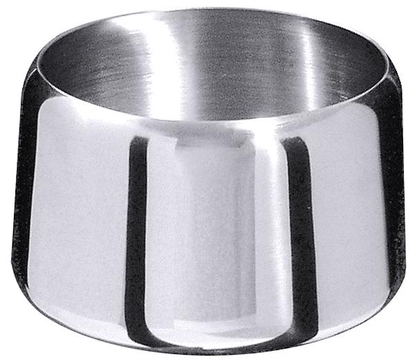 Zuckerdose o. Deckel, EdSt. 18/10, hochglänzend, Inhalt: 0,23 ltr., D: 8 cm, H: 5 cm