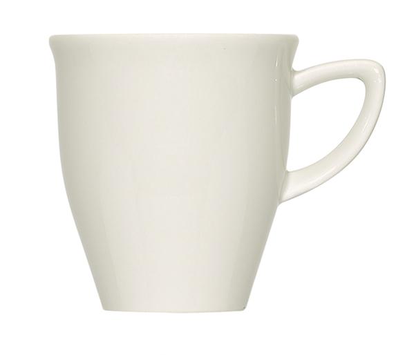 Bauscher, Raffinesse - Kaffee-Obere, creme, uni, 0,18 ltr.