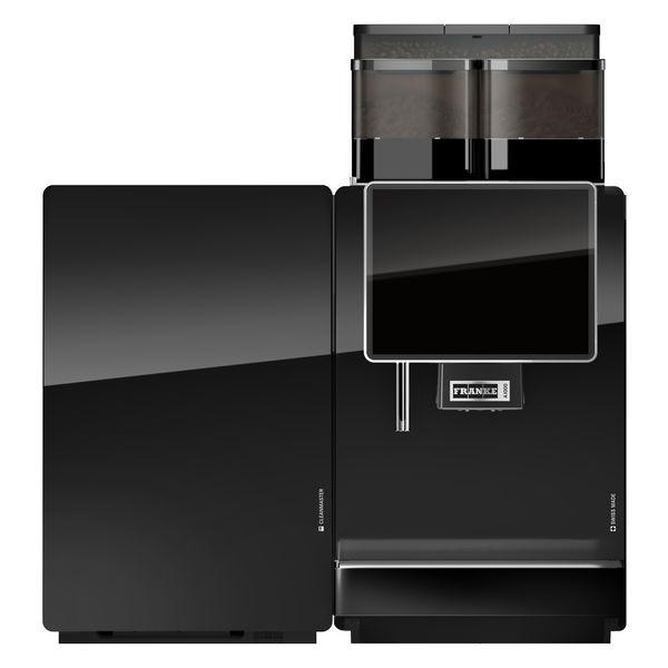 Kaffeevollautomat Wasseranschluss franke kaffeevollautomat a1000 mit milchsystem 12 ltr kühleinheit