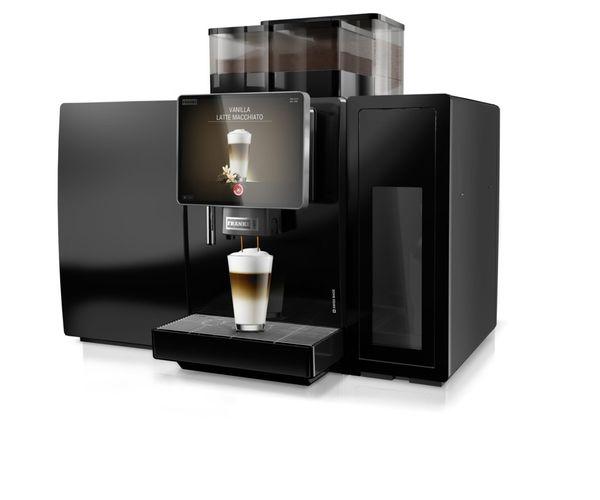 Kaffeevollautomat Wasseranschluss franke kaffeevollautomat a800 mit 12 ltr kühleinheit links