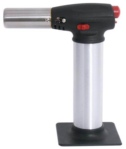 Gasbrenner/ Karamellisierer, D: 3 cm, H: 15 cm