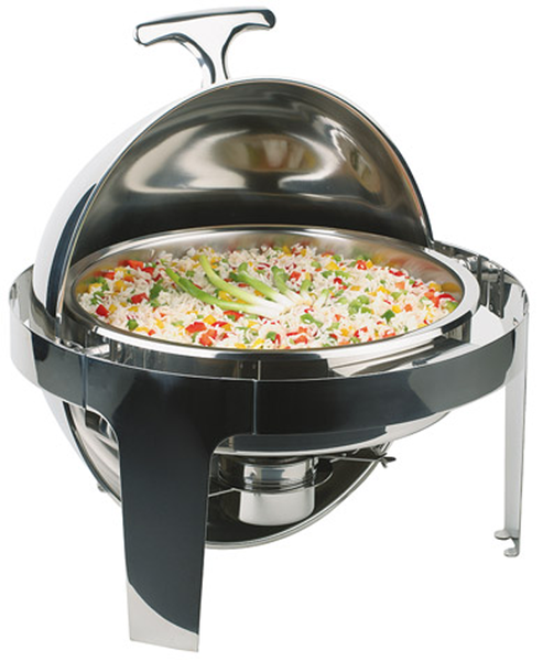 Rolltop-Chafing Dish Elite 5 ltr., D: 45 cm, H: 45 cm