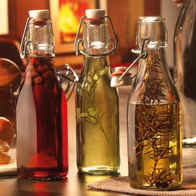 Glasflaschen-g