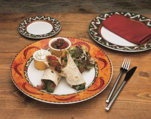 TexMex Küche stilvoll präsentieren